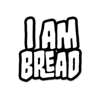 I am bread logo