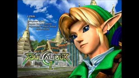 Soul Calibur II - Link's Theme (HD)