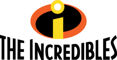 A incredles logo