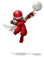 MarioSportsMix Ninja