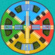 NintendoLand MarioChase arena 3a