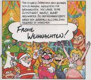 Wario comic DK