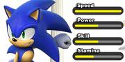 M&S08 Stats Sonic