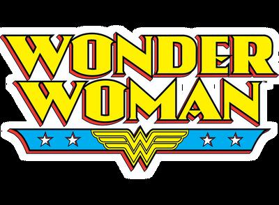 A Wonder Woman logo