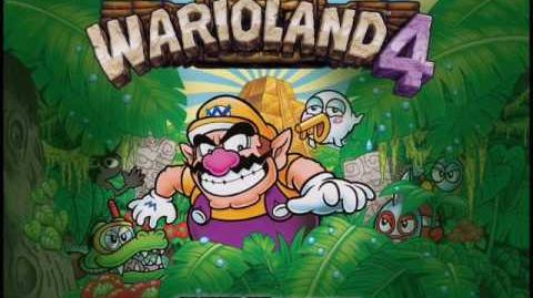 Wario Land 4 music- Curious Factory