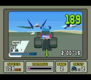StuntraceFX arwingskyramp