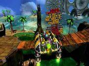 Banjo-Kazooie 8 Bit-Mario