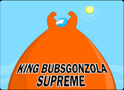 Sbemail 166 King Bunsgonzola Supreme