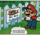 Mario X Street Fighter