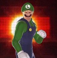 TTT2WiiU Luigi Slim Bob