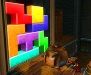 A&OXXL2 Bomberman Tetris