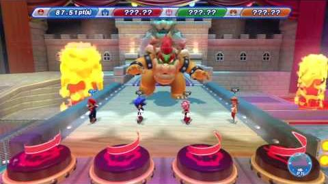 Mario & Sonic Sochi 2014 Mario's Figure Skating Spectacular