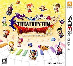 Theatrhythm Dragon Quest cover art