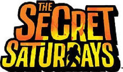 A secret saturdays logo