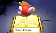 AR games fishing Cheep Cheep