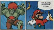 Mario vs Blanka
