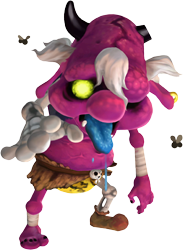 Cursed bokoblin