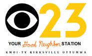 Logo for kmoi tv 1997 present by revinchristianhatol-d9jc8bk