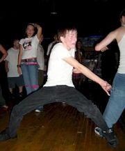 Bad dancing period