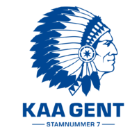 KAA Gent logo.
