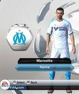Marseille home