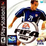 FIFA Football 2003 NA PS