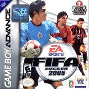 FIFA Football 2005 NA GBA