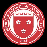 Hamilton Academical FC logo.
