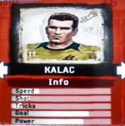 FIFA Street 2 Kalac