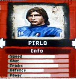 FIFA Street 2 Pirlo