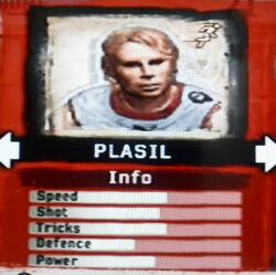 FIFA Street 2 Plasil