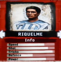 FIFA Street 2 Riquelme