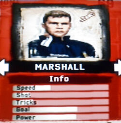 FIFA Street 2 Marshall