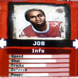 FIFA Street 2 Job