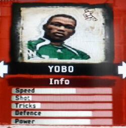 FIFA Street 2 Yobo