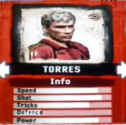 FIFA Street 2 Torres
