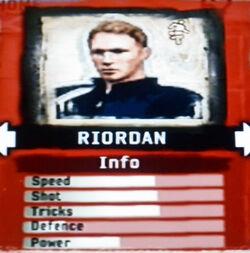 FIFA Street 2 Riordan