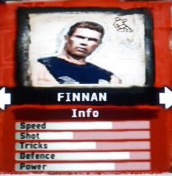 FIFA Street 2 Finnan