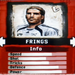 FIFA Street 2 Frings