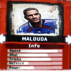 FIFA Street 2 Malouda
