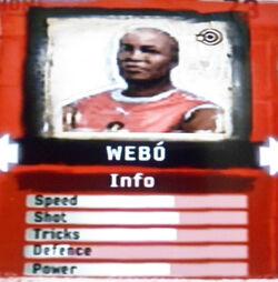 FIFA Street 2 Webo
