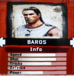 FIFA Street 2 Baros