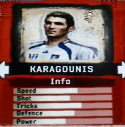 FIFA Street 2 Karagounis