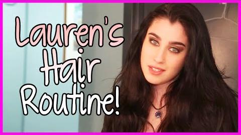 Lauren's Hair History & Tutorial - Fifth Harmony Takeover