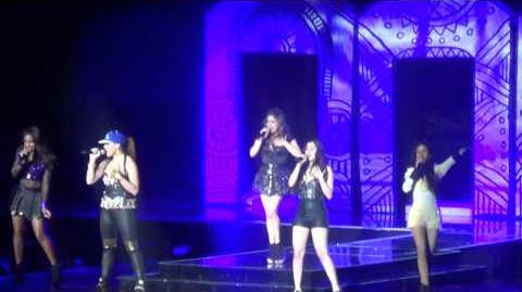 Fifth Harmony - Independent Women Atlanta, GA (Neon Lights Tour)