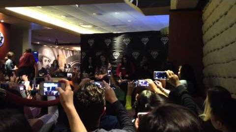 Fifth Harmony - Red - Neon Lights Tour Anaheim VIP