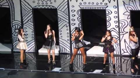 Fifth Harmony - Miss Movin' On 3 9 - Wallingford, CT