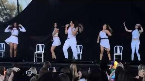 Reflection - Fifth Harmony Live