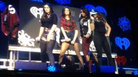 Fifth Harmony Jingle Ball Washington DC