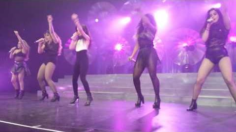 Worth It - Fifth Harmony Live HD